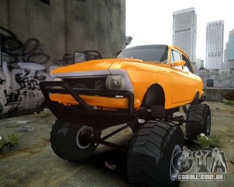 Moskvich 412 Monstro para GTA 4