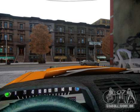 Moskvich 412 Monstro para GTA 4 vista direita