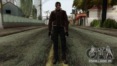 Resident Evil Skin 5 para GTA San Andreas