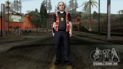 GTA 4 Skin 17 para GTA San Andreas