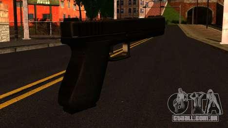 Pistol from GTA 4 para GTA San Andreas segunda tela