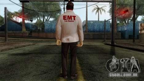 Police Skin 10 para GTA San Andreas segunda tela