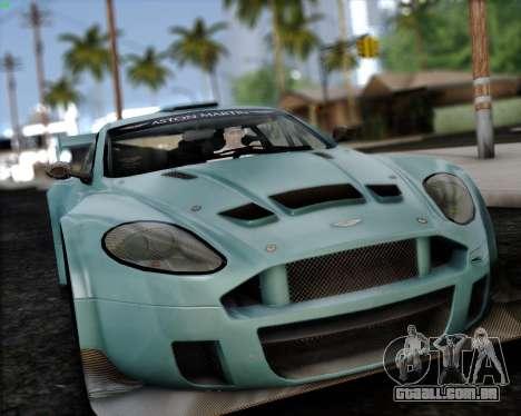 EazyENB para GTA San Andreas por diante tela