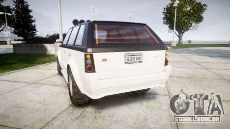 Vapid Huntley Sport 4x4 off-road para GTA 4