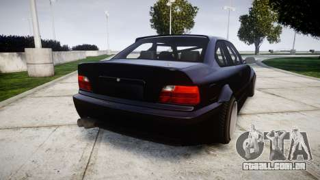 BMW E36 M3 Duck Edition para GTA 4