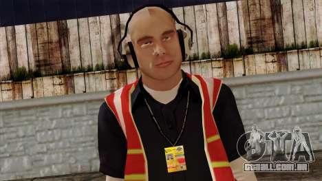 GTA 4 Skin 17 para GTA San Andreas terceira tela