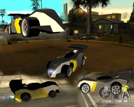 RC Bandit (Automotive) para o motor de GTA San Andreas