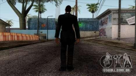 GTA 4 Skin 23 para GTA San Andreas segunda tela