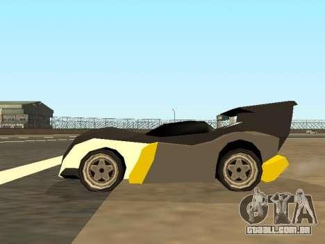 RC Bandit (Automotive) para GTA San Andreas vista direita