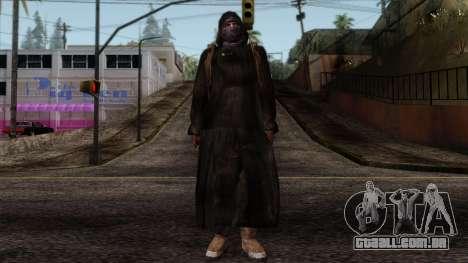Resident Evil Skin 8 para GTA San Andreas