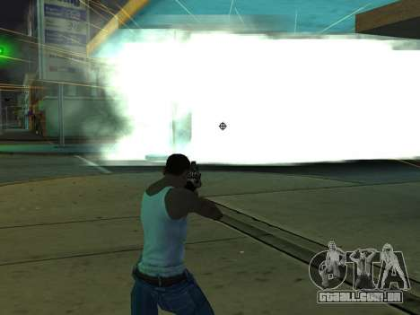 New Effects Pack White Version para GTA San Andreas