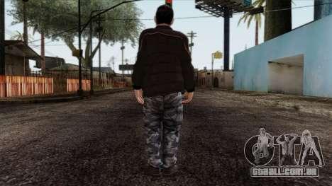 GTA 4 Skin 87 para GTA San Andreas segunda tela