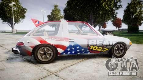 AMC Pacer para GTA 4 esquerda vista