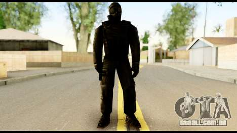 Counter Strike Skin 6 para GTA San Andreas