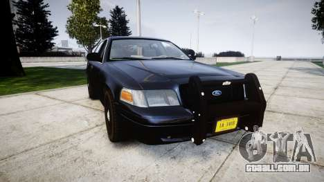 Ford Crown Victoria Police Interceptor [Retired] para GTA 4