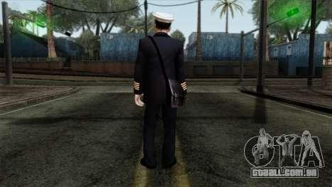 GTA 4 Skin 28 para GTA San Andreas segunda tela