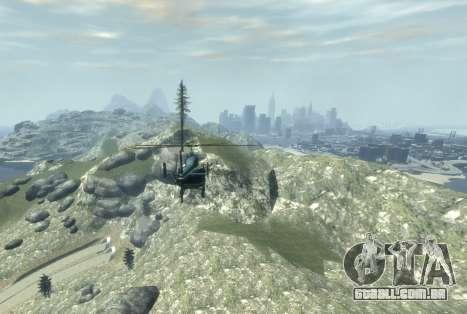 A Riviera Francesa para GTA 4 segundo screenshot