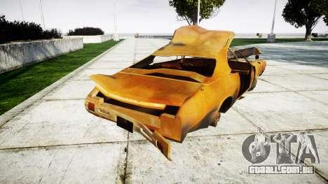 Torcida Classique Garanhão 2Gen para GTA 4 terceira tela