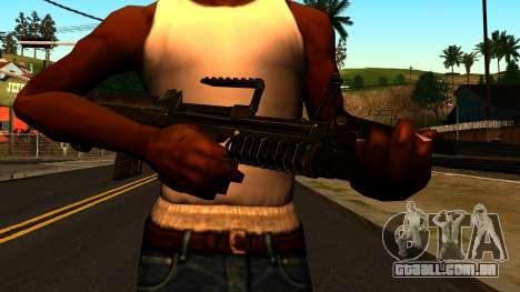 O BPA de Profundidade para GTA San Andreas terceira tela