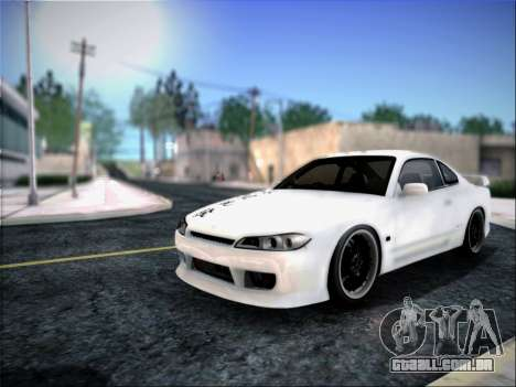Nissan Silvia S15 Roux para GTA San Andreas