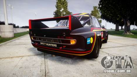 BMW 3.0 CSL Group4 [29] para GTA 4 traseira esquerda vista