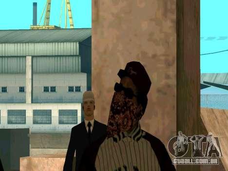 Doggers Gang para GTA San Andreas por diante tela