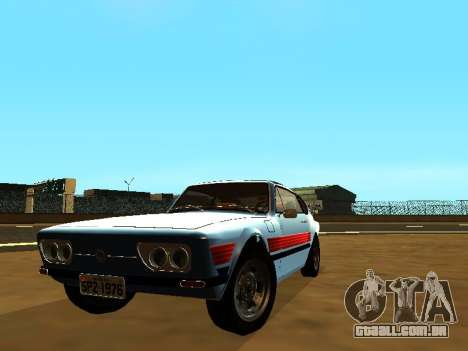Volkswagen SP2 Original para GTA San Andreas