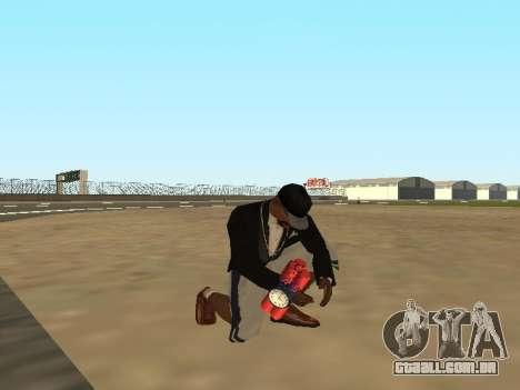 Dynamite para GTA San Andreas