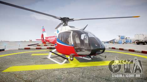 Eurocopter EC130 B4 Air Koryo para GTA 4