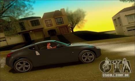 White Water ENB para GTA San Andreas sexta tela