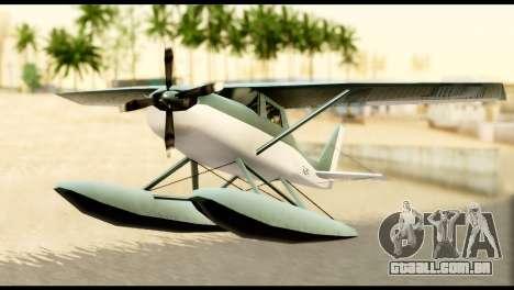 Beta Skimmer para GTA San Andreas esquerda vista