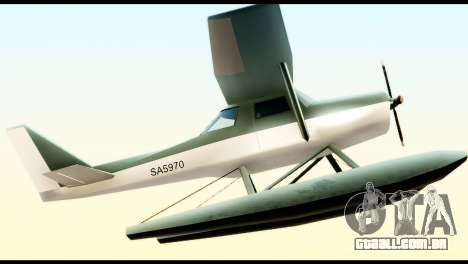 Beta Skimmer para GTA San Andreas vista direita