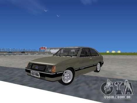 Chevrolet Chevette Hatch para GTA San Andreas