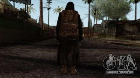 Resident Evil Skin 8 para GTA San Andreas segunda tela