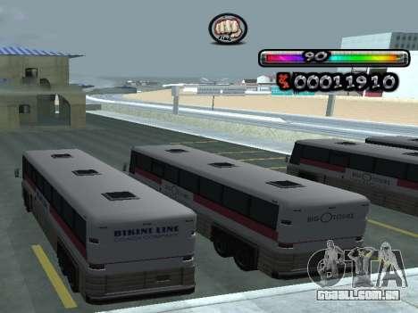 C-HUD por nester_n para GTA San Andreas