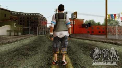 GTA 4 Skin 21 para GTA San Andreas segunda tela