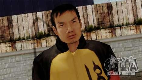 GTA 4 Skin 67 para GTA San Andreas terceira tela