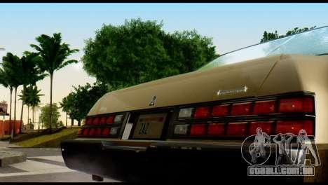 GTA 4 Esperanto para GTA San Andreas vista direita