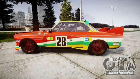 BMW 3.0 CSL Group4 [28] para GTA 4