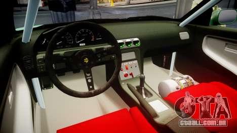 Nissan 240SX StreetStyle para GTA 4