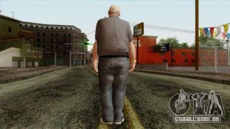 GTA 4 Skin 61 para GTA San Andreas segunda tela