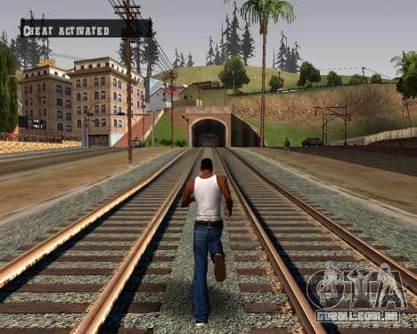 Colormod Dark Low para GTA San Andreas terceira tela