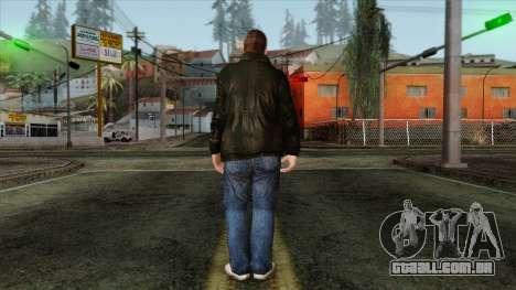GTA 4 Skin 59 para GTA San Andreas segunda tela