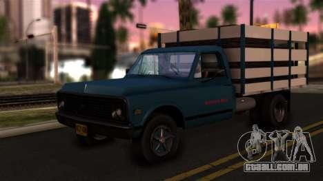 Chevrolet C30 para GTA San Andreas