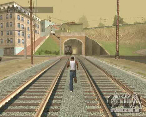 Colormod Dark Low para GTA San Andreas sexta tela