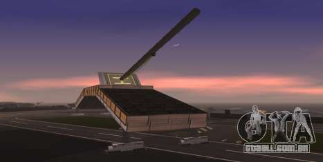 Landkreuzer P. 1500 Monster for SA:MP para GTA San Andreas