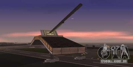 Landkreuzer P. 1500 Monster for SA:MP para GTA San Andreas segunda tela