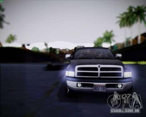 EazyENB para GTA San Andreas sexta tela