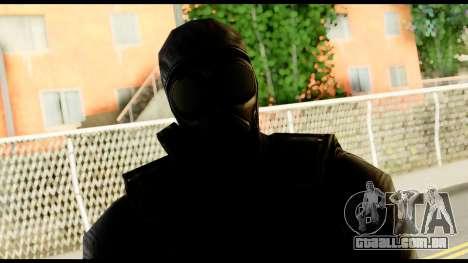 Counter Strike Skin 6 para GTA San Andreas terceira tela
