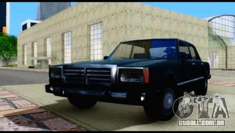 Quatro Feltzer para GTA San Andreas